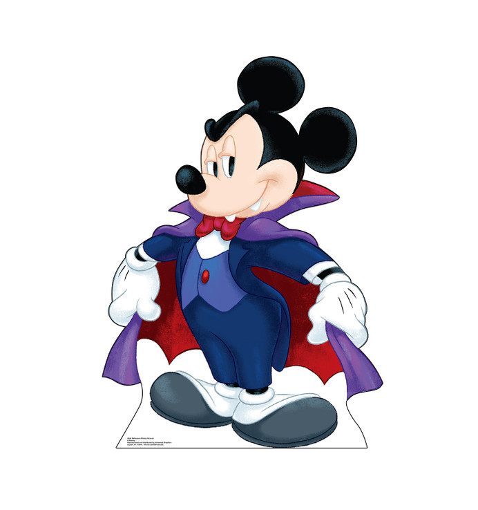 Halloween Mickey Dracula (Disney)