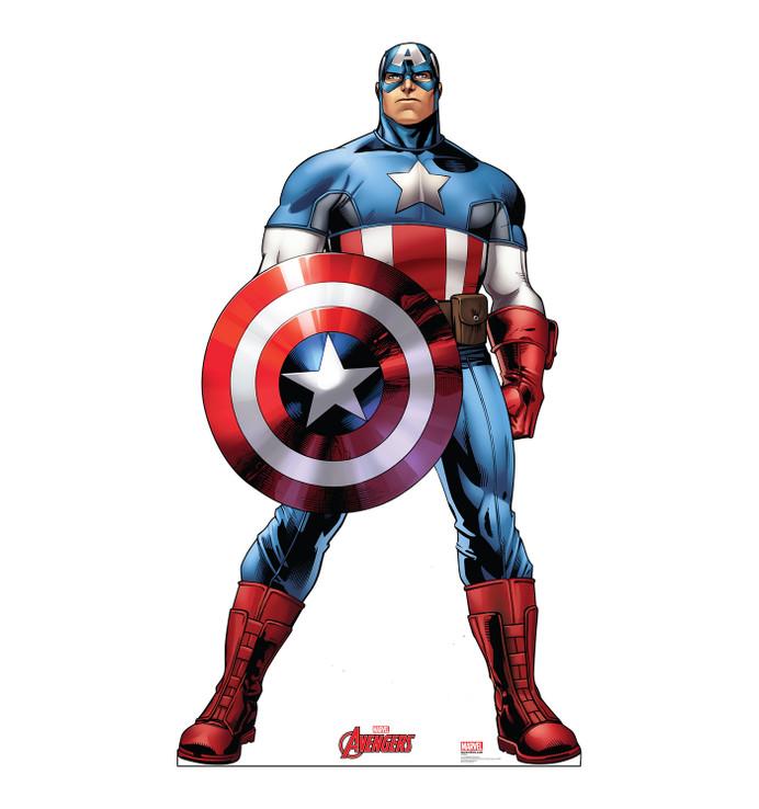 Captain America (Avengers Animated)