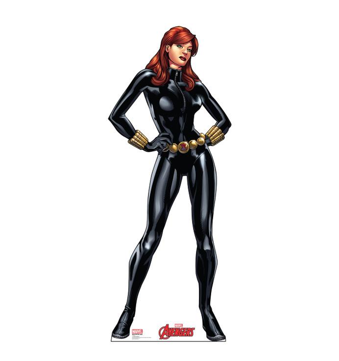 Black Widow (Avengers Animated)