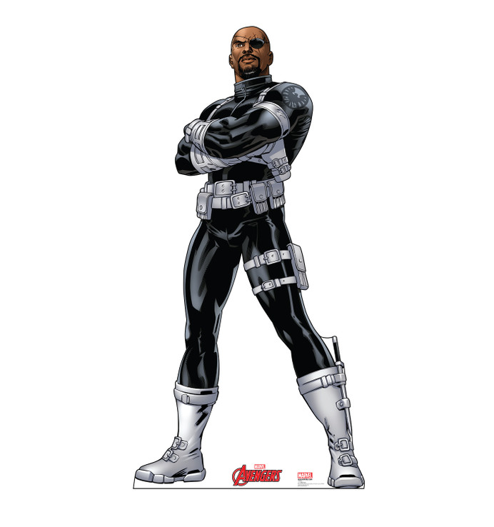 Nick Fury (Avengers Animated)