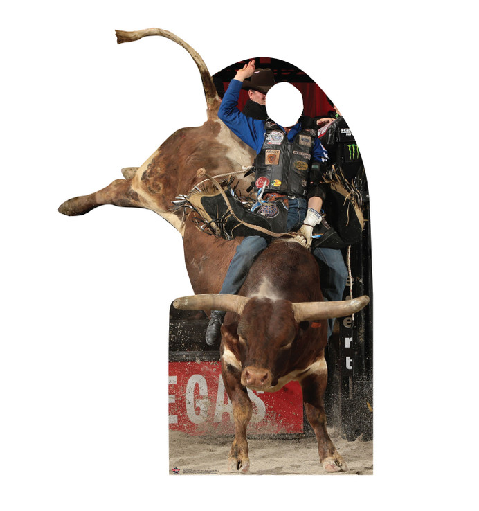 Professional Bull Rider Standin (PBR)