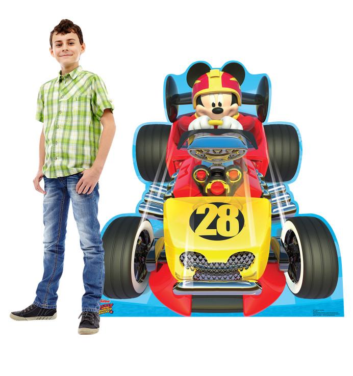 Mickey Roadster (Disney's Roadster Racers)