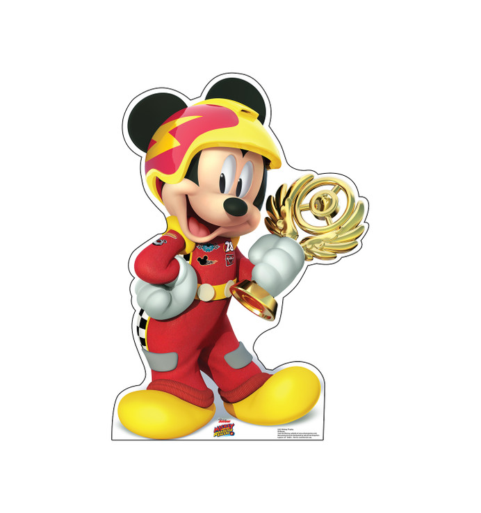 Mickey Trophy (Disney's Roadster Racers)