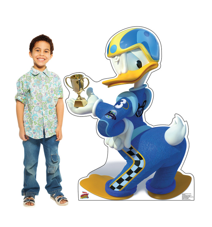 Donald Duck Trophy (Disney's Roadster Racers)