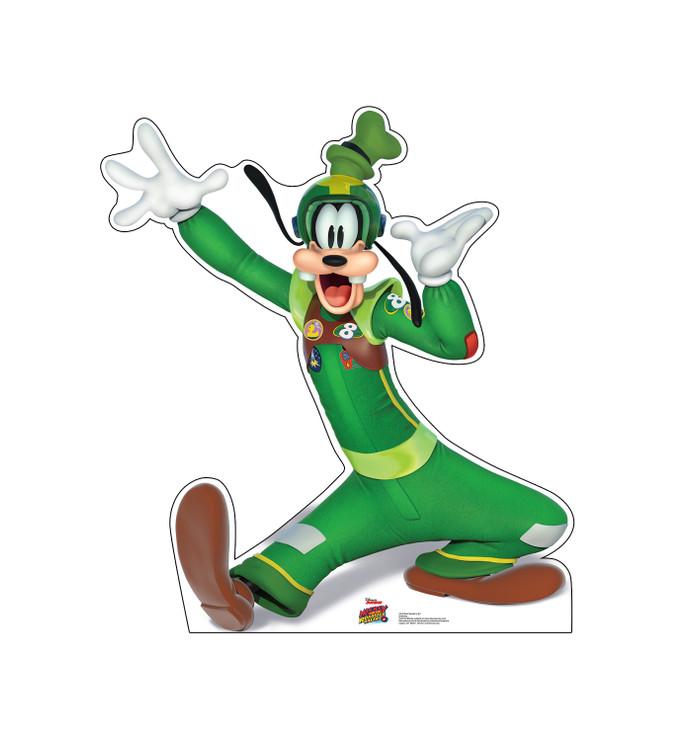 Goofy Hands In Air (Disney's Roadster Racers)