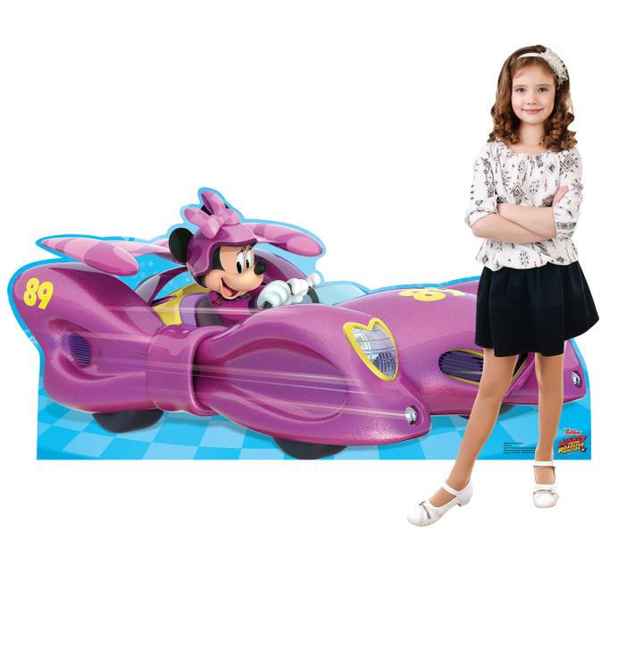 Minnie Roadster (Disney's Roadster Racers)
