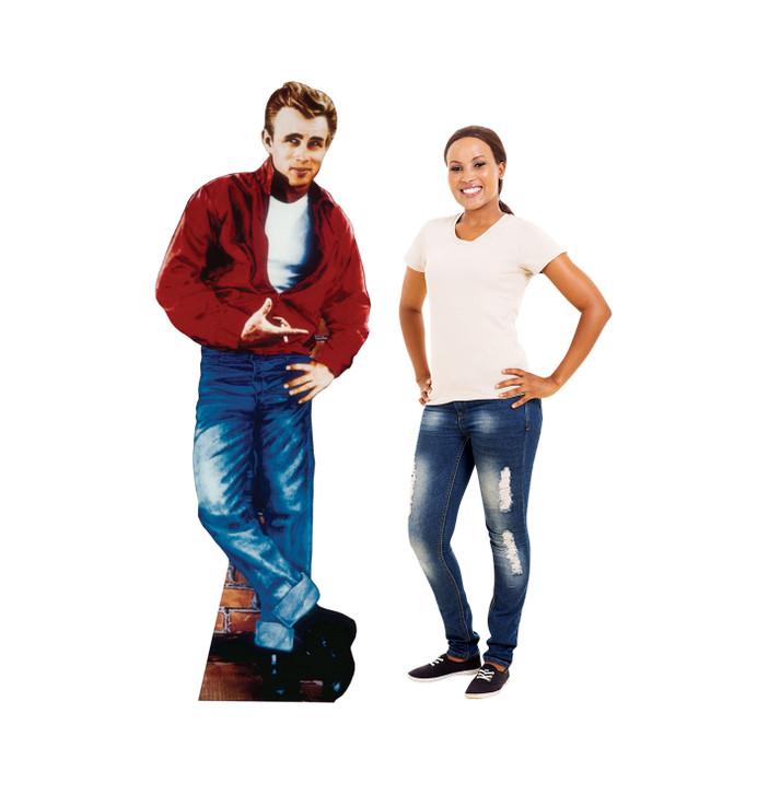 James Dean Life Size Cutout