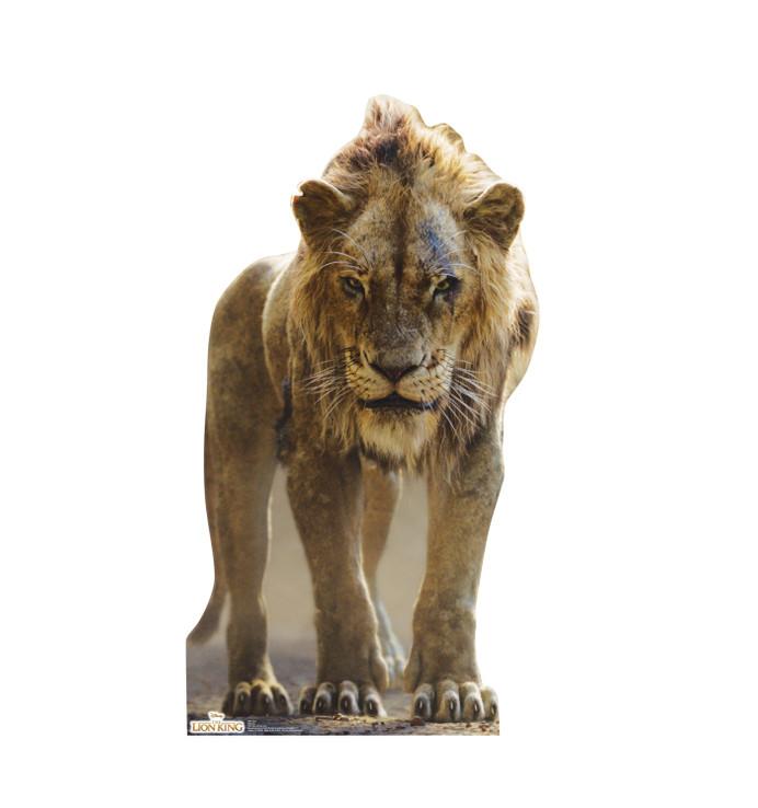 Scar (Disney's The Lion King Live Action)