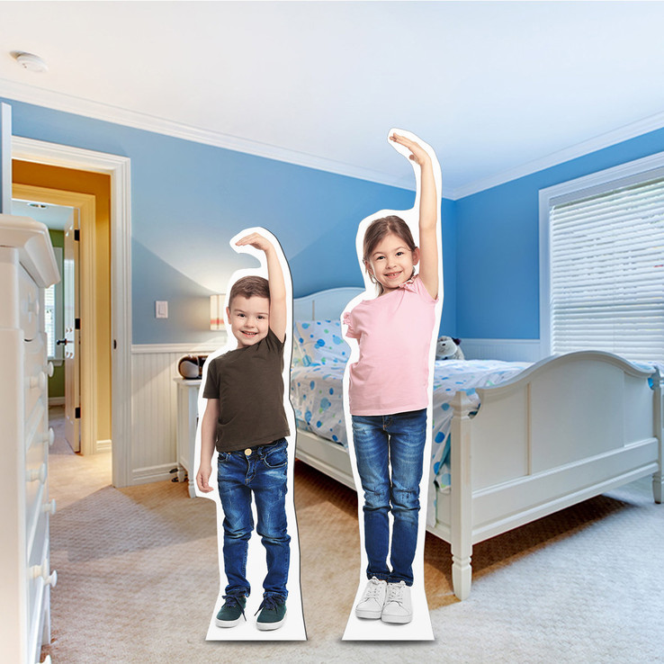 901528903 | Lifesize Cutouts - Made on Material More Durable and Better Than Cardboard Cutouts