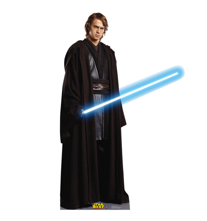 Anakin Skywalker Star Wars Lifesize Cardboard Cutout