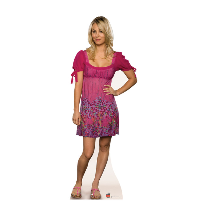 Penny - Big Bang Theory Lifesize Cardboard Cutout