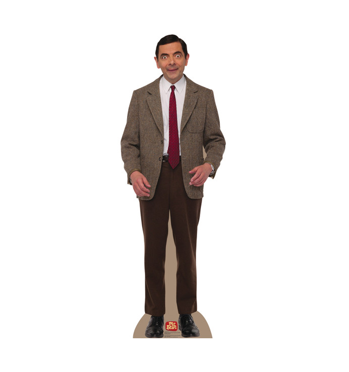 Mr Bean Lifesize Cardboard Cutout