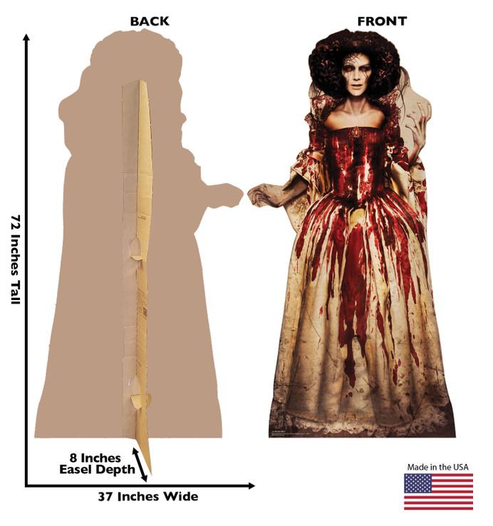 Bloody Mary - Halloween Lifesize Cardboard Cutout
