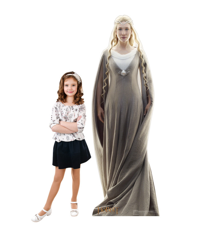 Galadriel - The Hobbit Lifesize Cardboard Cutout