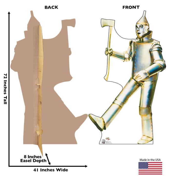 Tin Man - Wizard of Oz  Lifesize Cardboard Cutout