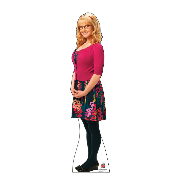Bernadette - Big Bang Theory Lifesize Cardboard Cutout