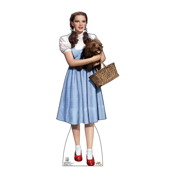 Dorothy Holding Toto (Wizard of Oz 75th Anniversary)
