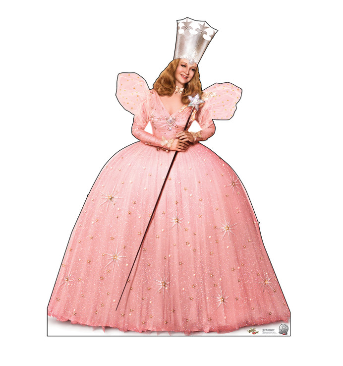 Glinda the Good Witch - Wizard of Oz Lifesize Cardboard Cutout