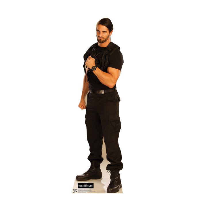 Seth Rollins - WWE Lifesize Cardboard Cutou
