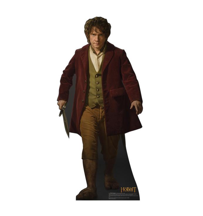 Bilbo - The Hobbit - Desolation of Smaug Lifesize Cardboard Cutout