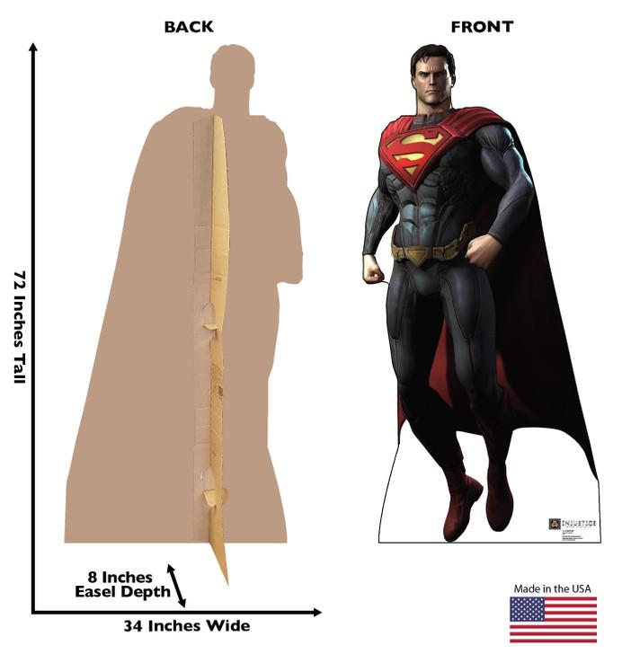 Superman (Injustice DC Comics Game)