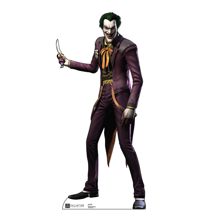 The Joker (Injustice DC Comics Game)