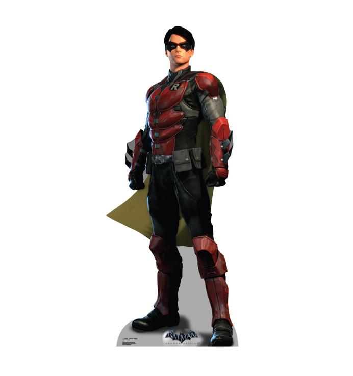 Robin - Arkham Origins Lifesize Cardboard Cutout