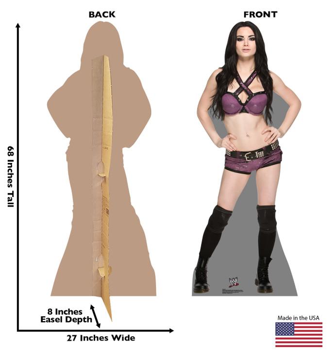 Paige - WWE Lifesize Cardboard Cutout