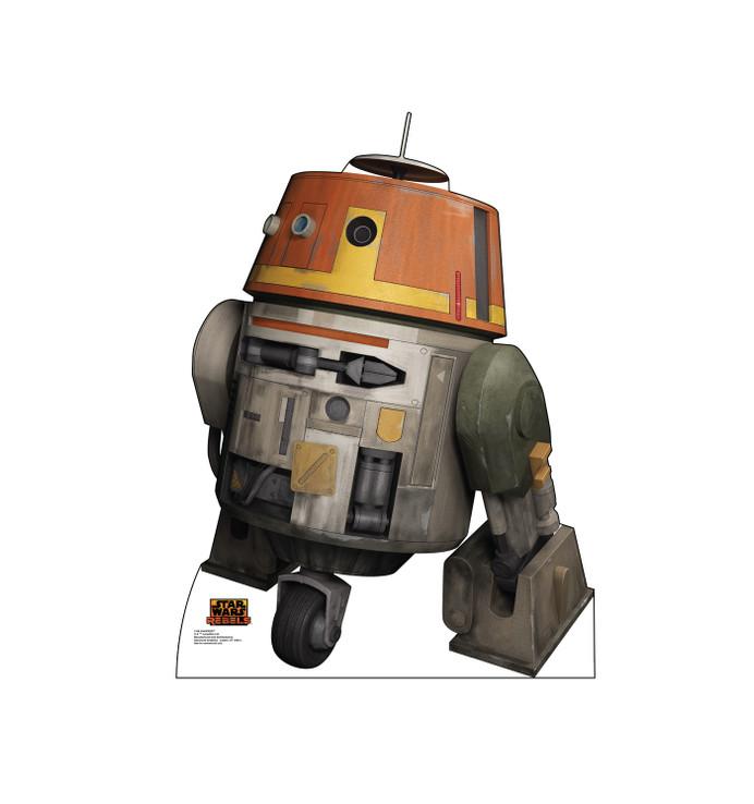 Chopper - Star Wars Rebels Lifesize Cardboard Cutout