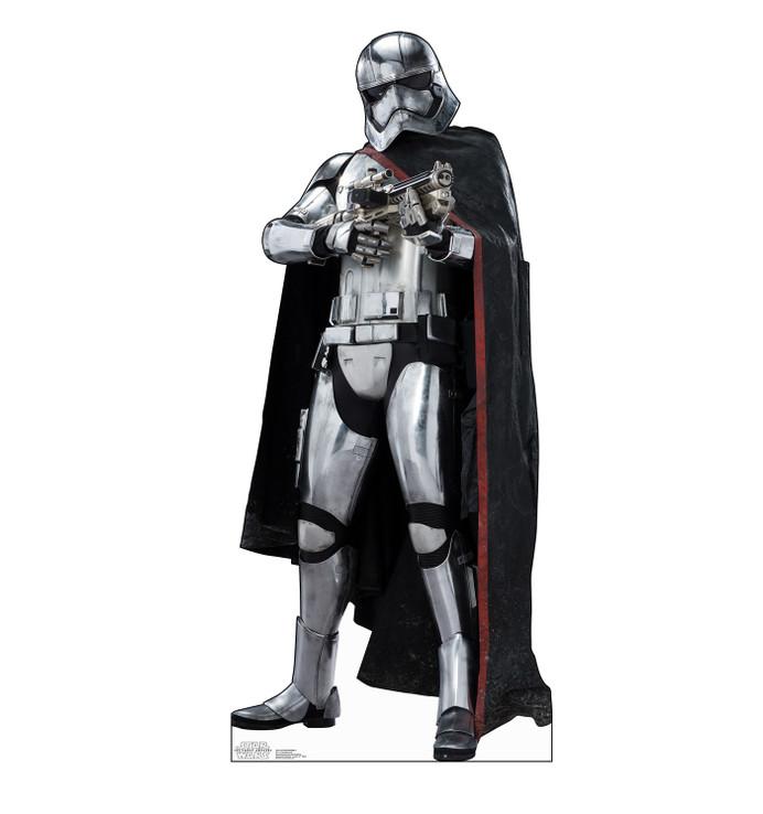 Captain Phasma - Star Wars VII The Force Awakens Lifesize Cardboard Cutout