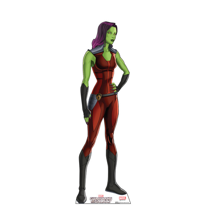 Gamora (Animated Guardians of the Galaxy)