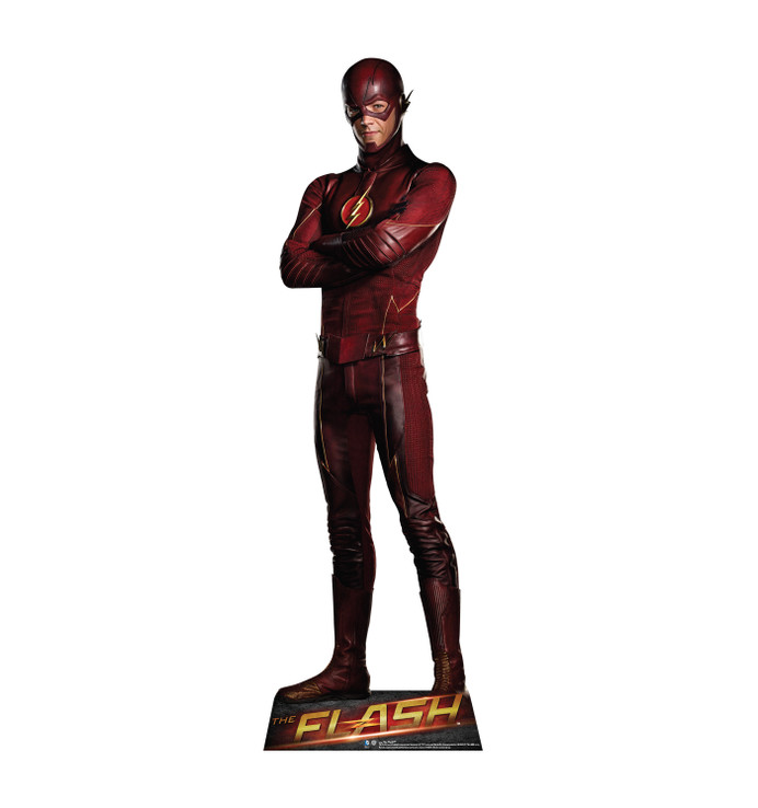 The Flash - DC Comics Lifesize Cardboard Cutout
