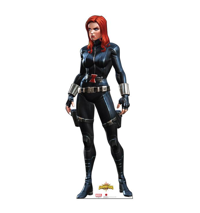 Black Widow - Marvel Lifesize Cardboard Cutout