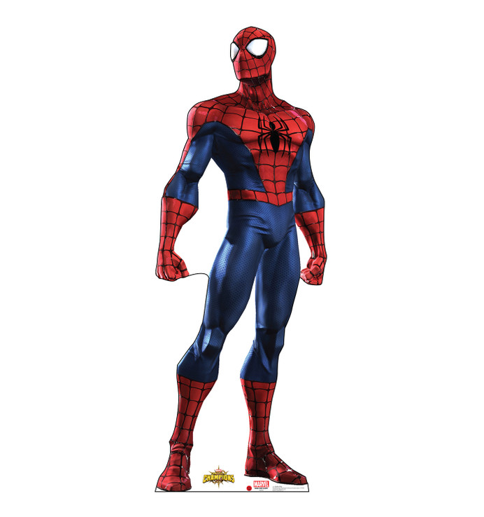 Spiderman - Marvel Lifesize Cardboard Cutout