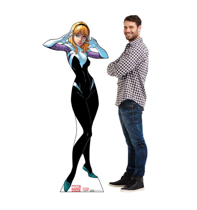 Spider-Gwen - Marvel Lifesize Cardboard Cutout