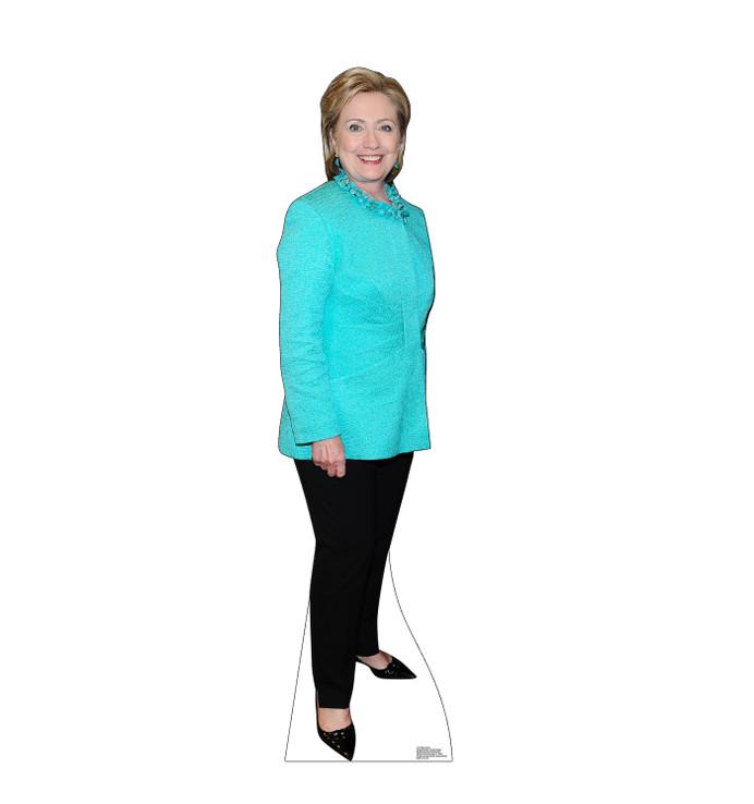 Hilary Clinton Lifesize Cardboard Cutout