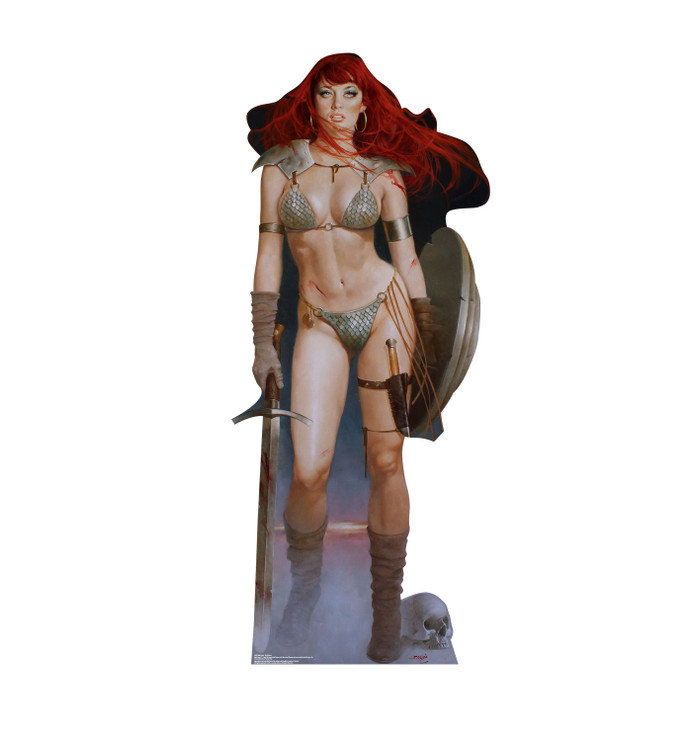 Red Sonja (Red Dawn)