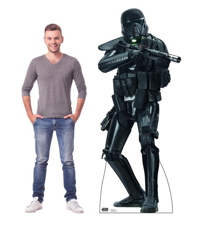 Death Trooper™ - Rogue One - Star Wars Lifesize Cardboard Cutout