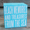 Beach Memories and Treasures from the Sea