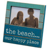 the beach... our happy place