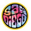 San Diego Circle City Sticker - 2 Dozen (6 Colors)