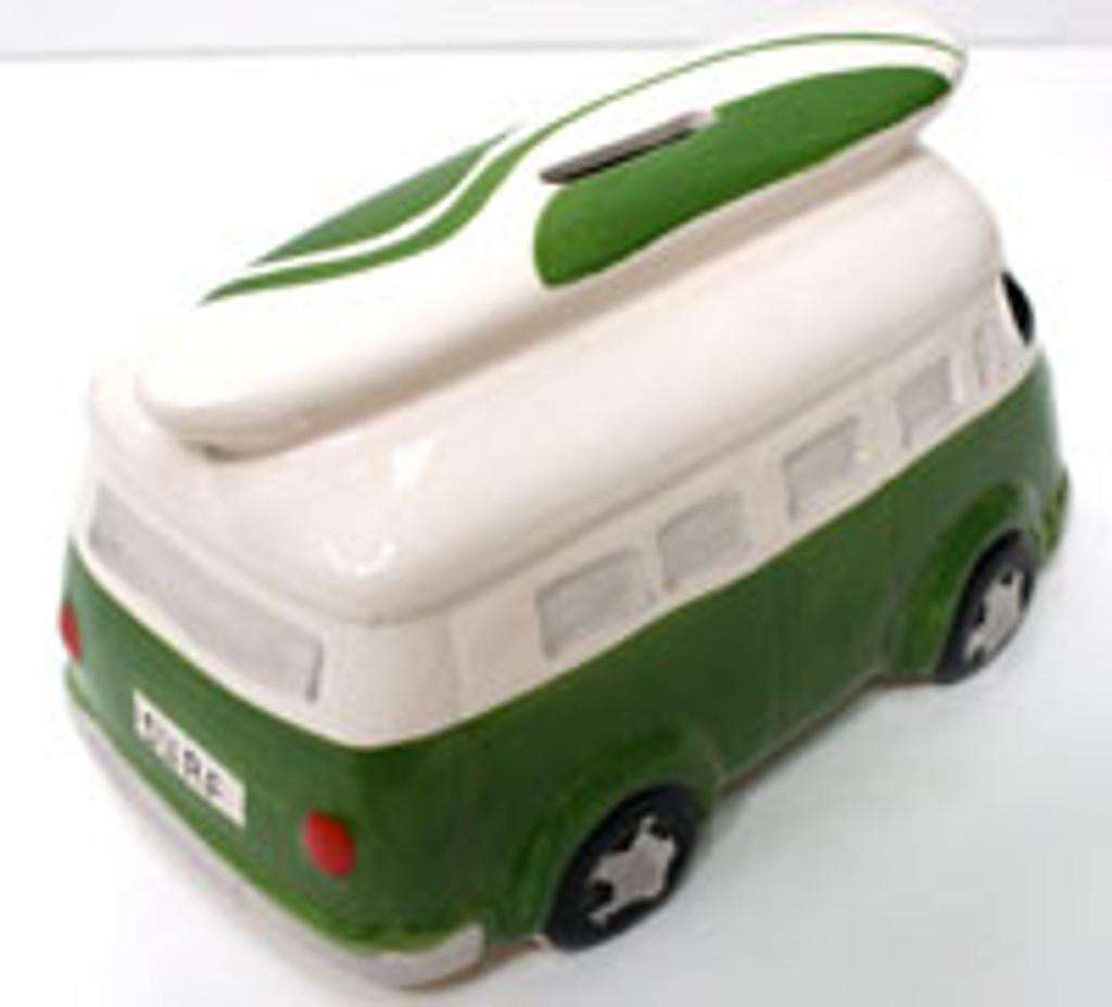 Ceramic Bus Bank