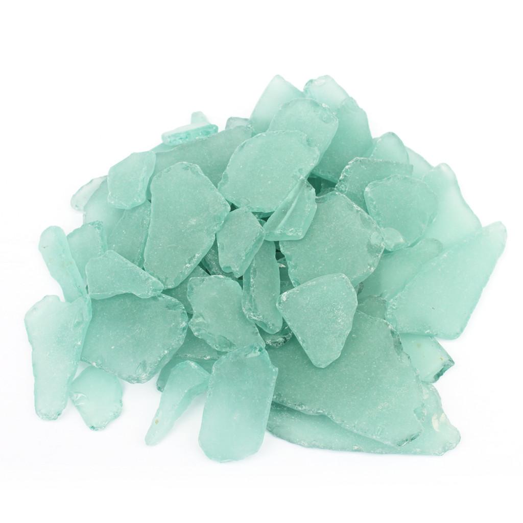 Sea Foam Sea Glass