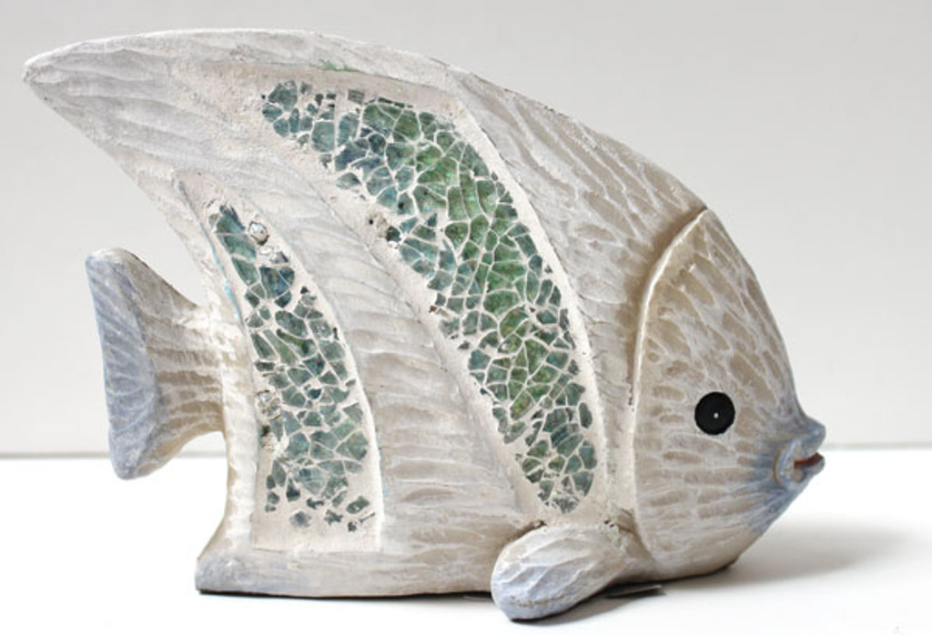 Crushed Glass Angelfish
