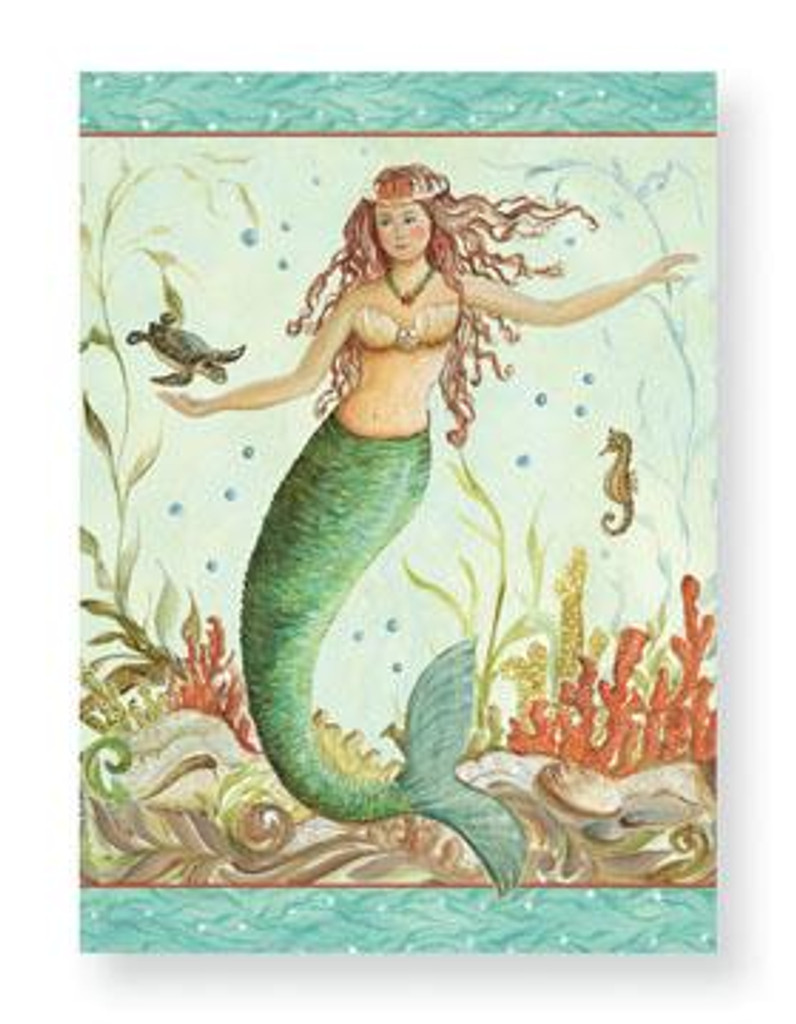 NEW Mermaid Hideaway Note Cards