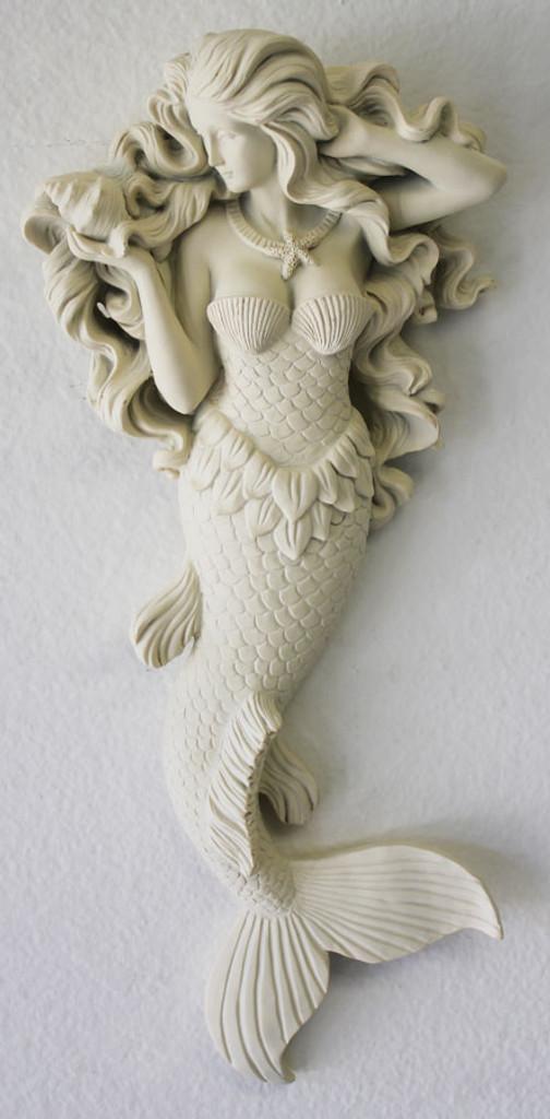 Mermaid Wall Figure