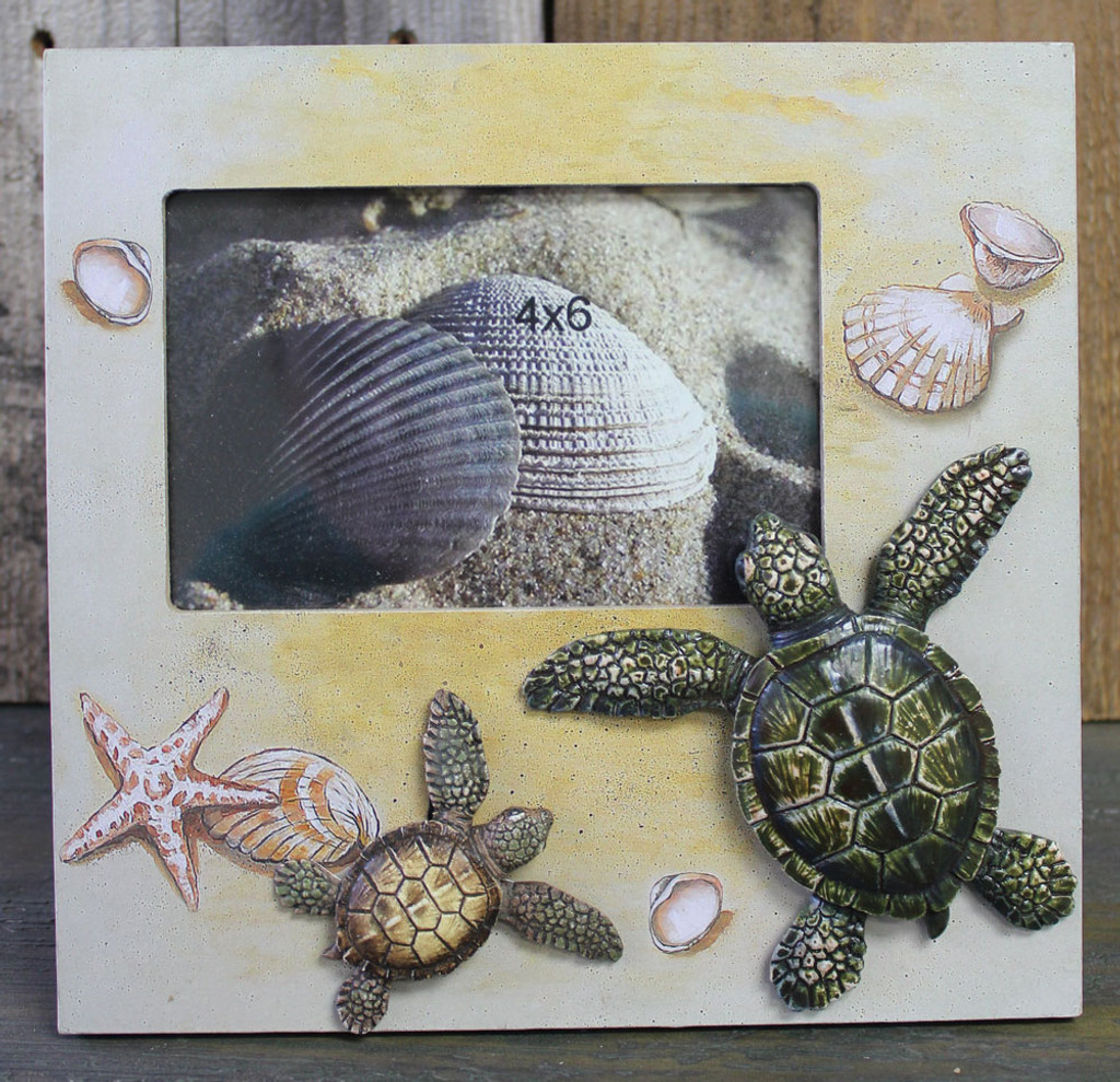 Sea Turtle Picture Frame