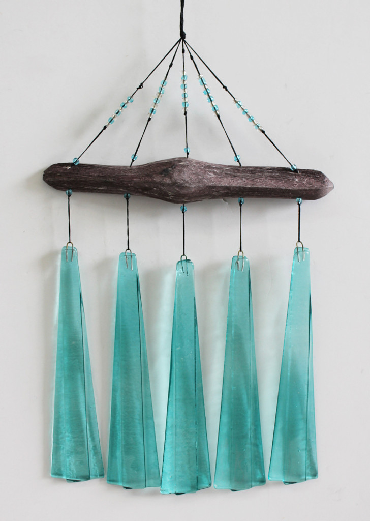 Glass & Driftwood Chime