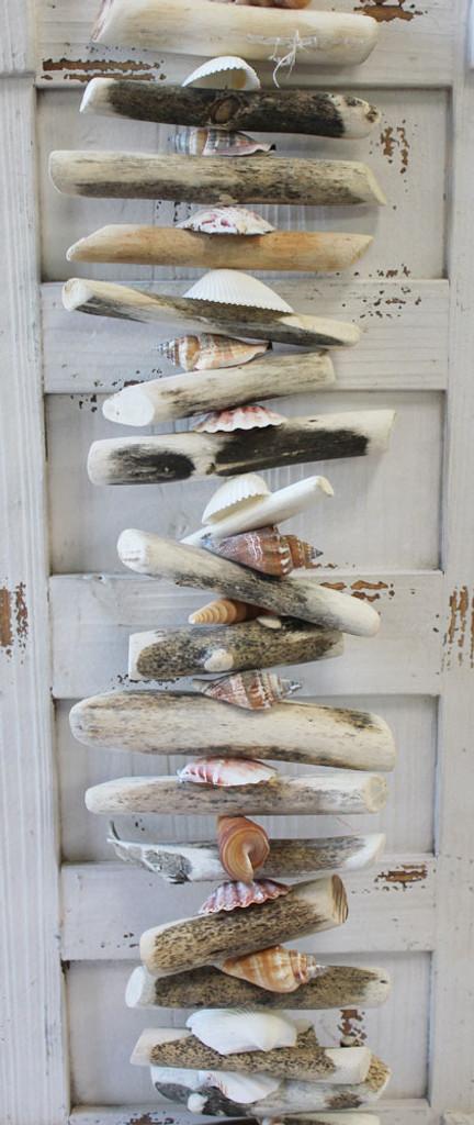 Driftwood & Shell Garland