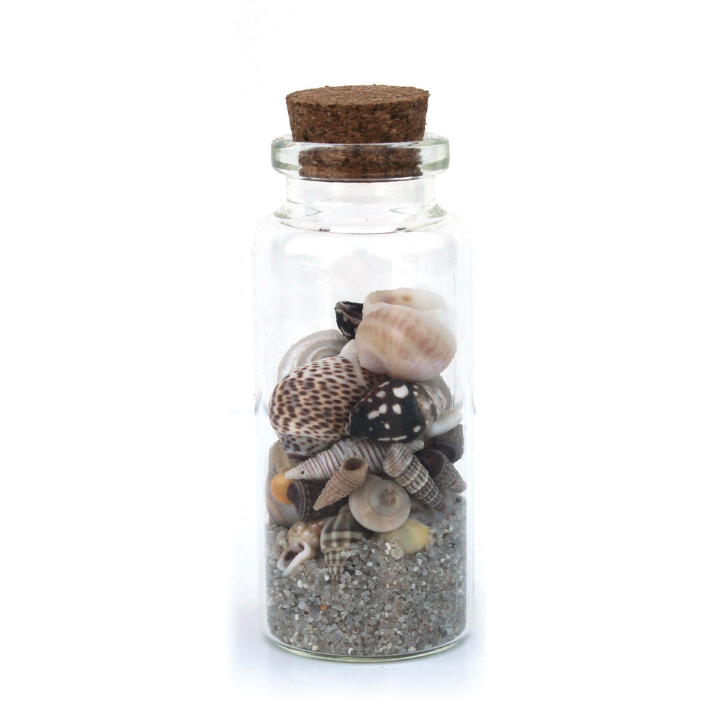 Natural Sand Beach Bottle Magnet